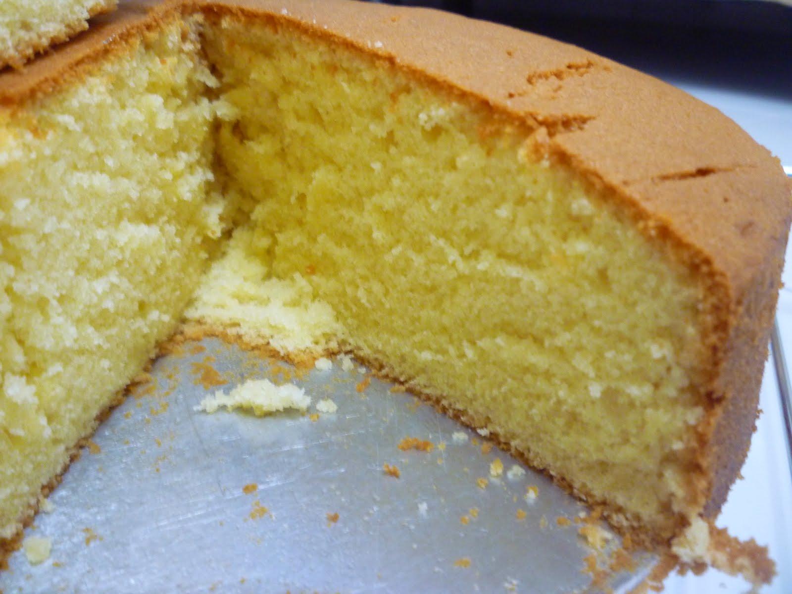 Butter cake resepi 1