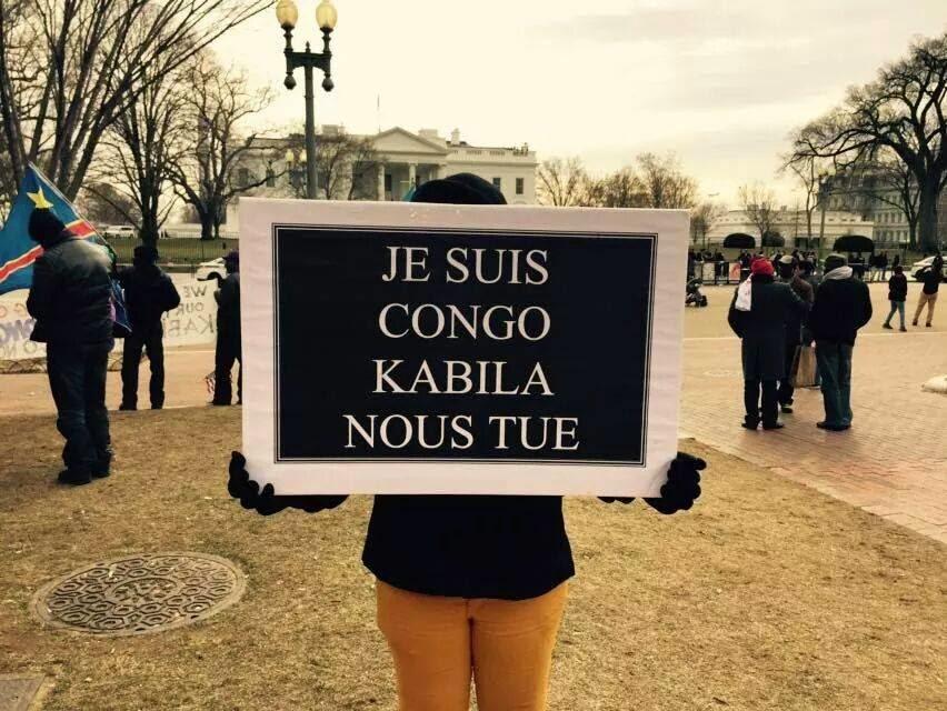 je suis Congo