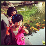 My Little Ain Darwisyah & Auni Irdina