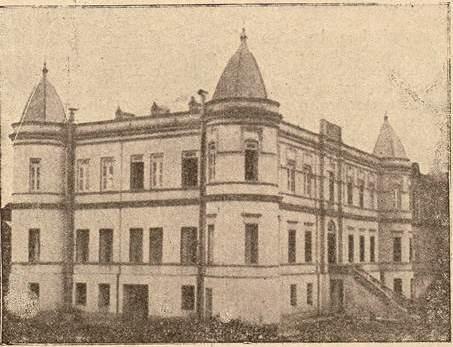 Castelo de Barbacena - Colegio Imaculada Conceiçao