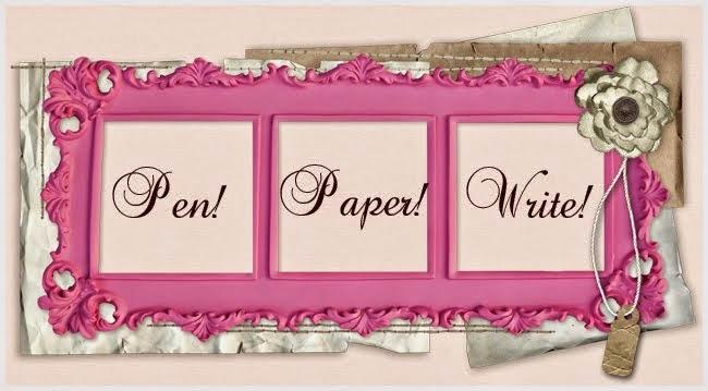 Pen! Paper! Write!