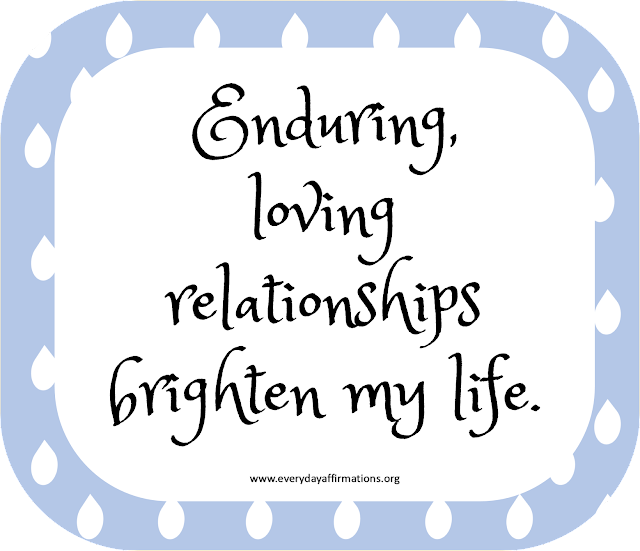 Affirmations Poster, Daily Affirmations, love affirmations
