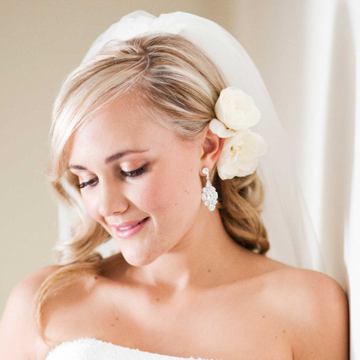 Wedding Hair For Bride: Wedding Hairstyles For Fine Hair