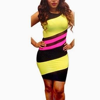 Bodycon Club Mini Party Dress