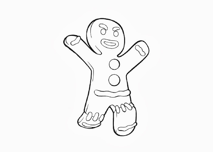 Search results for gingerbread cowboy printables for Coloring pages of gingerbread man