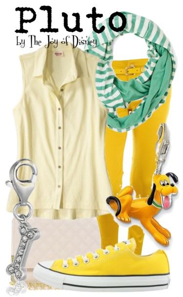 Disney Pluto Outfit