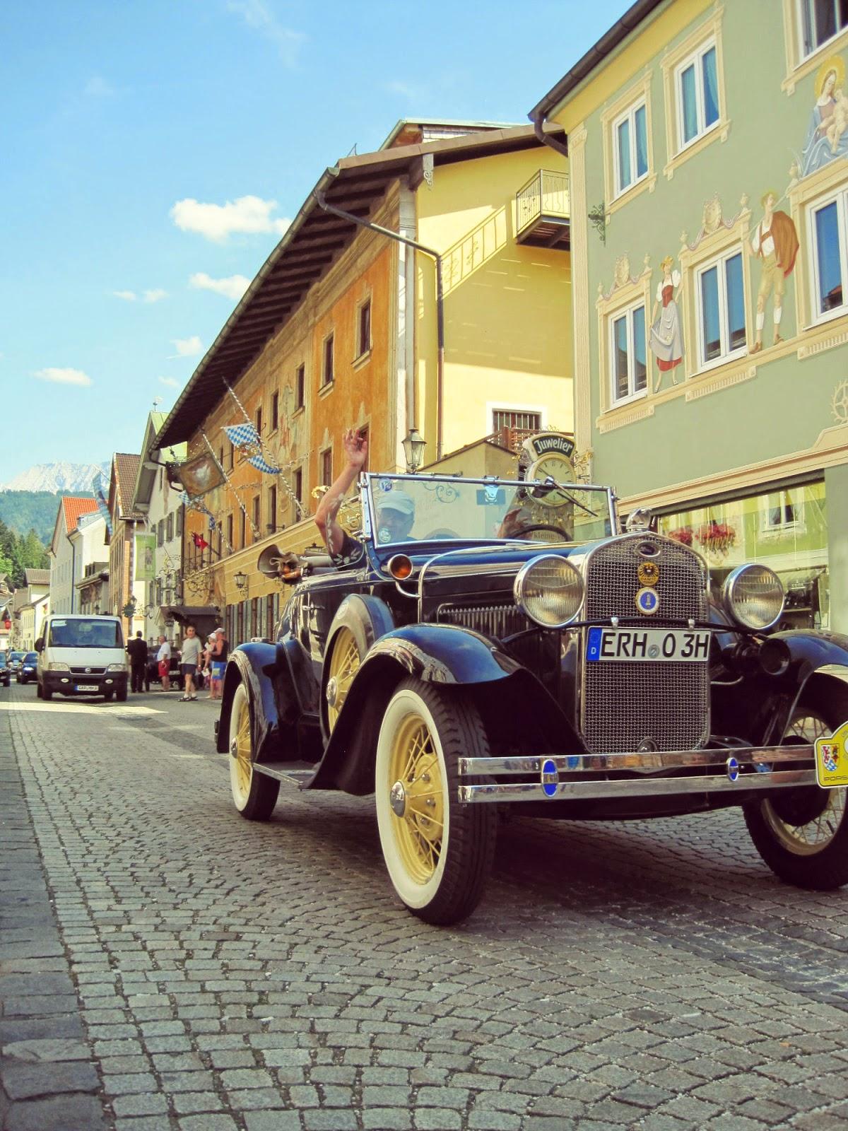 Streets of Garmisch-Partenkirchen