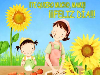 girasoles para el día de la madre
