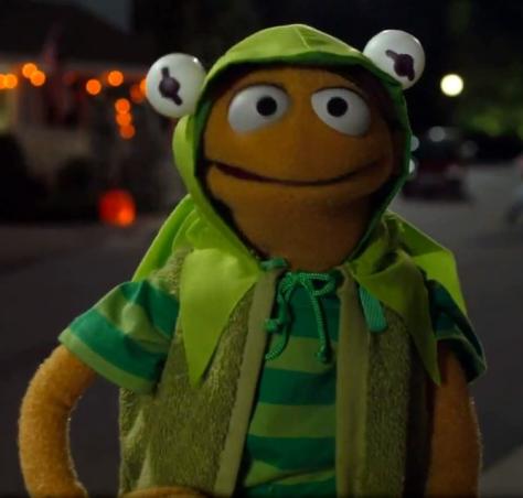 Kermit Halloween Costume