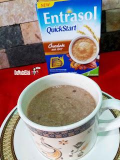 Entrasol QuickStart Chocolate