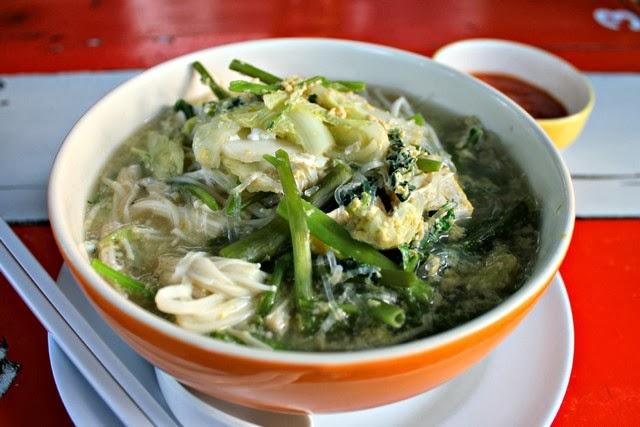 Sukiyaki Thai food