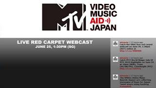 Tokio Hotel en los Premios MTV VMA Japón - 25.06.11 - Página 5 Alfombra