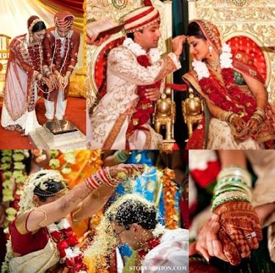 como celebrar una boda hindu