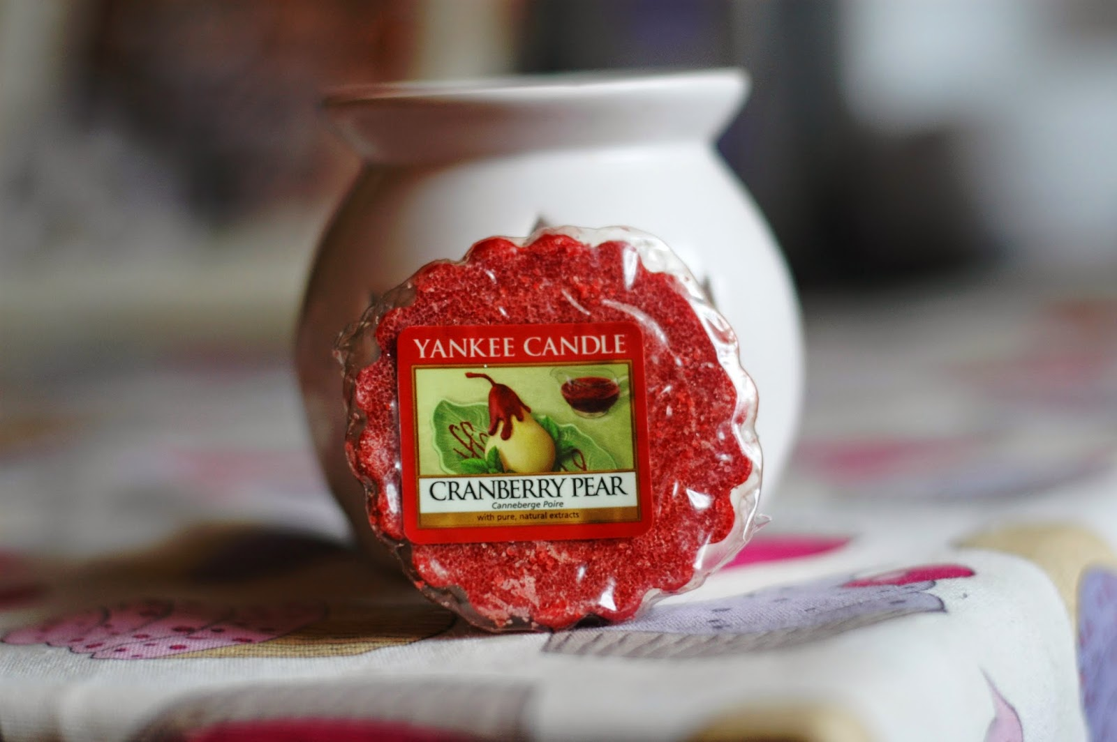 Yankee Candle - Cranberry Pear
