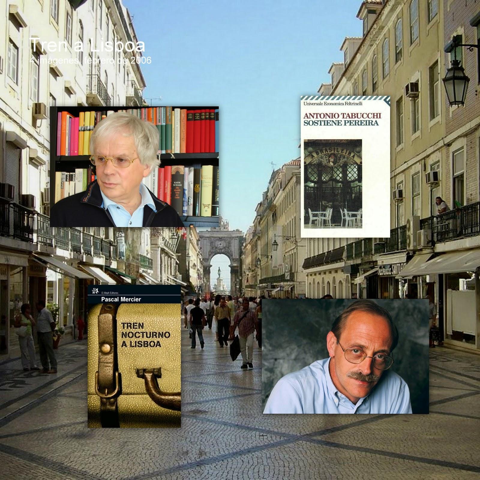 "Peter Bieri, ""Sostiene Pereira"", ""Tren de noche a Lisboa"""