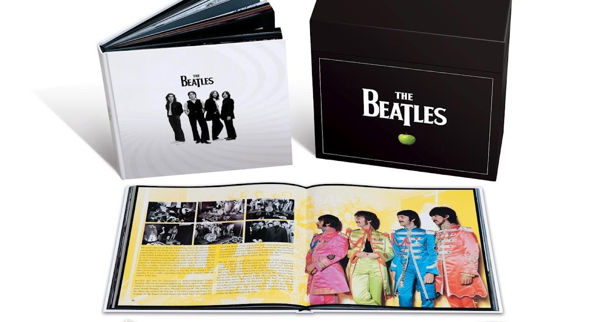 Wogblog Beatles Vinyl Remasters First Photo