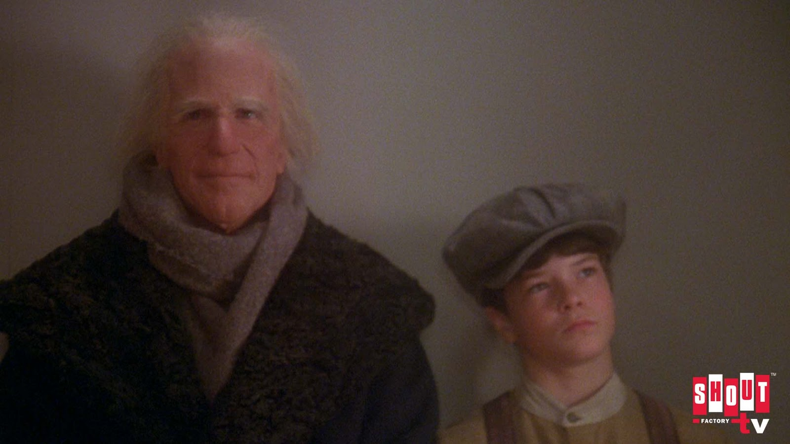 an american christmas carol in this unique retelling of charles dickens beloved a christmas carol henry winkler is benedict slade a heartless finance
