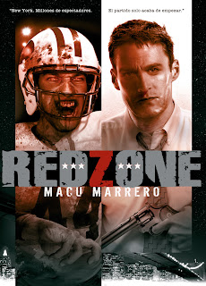 Red Zone - Macu Marrero [Reseña]
