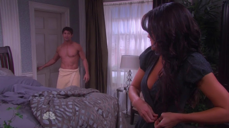 Bren Foster Shirtless on Days Of Our Lives 20110523