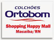 Colchões Ortobom Macaíba