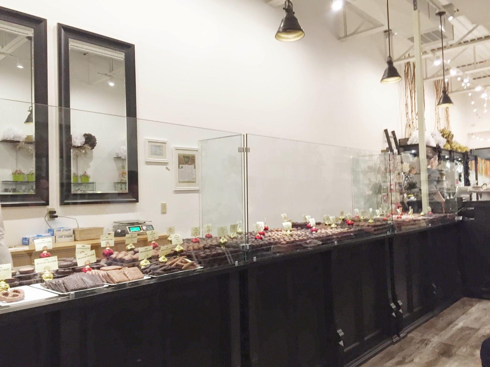 Ask Away...: An Inside Look at Macris Chocolates