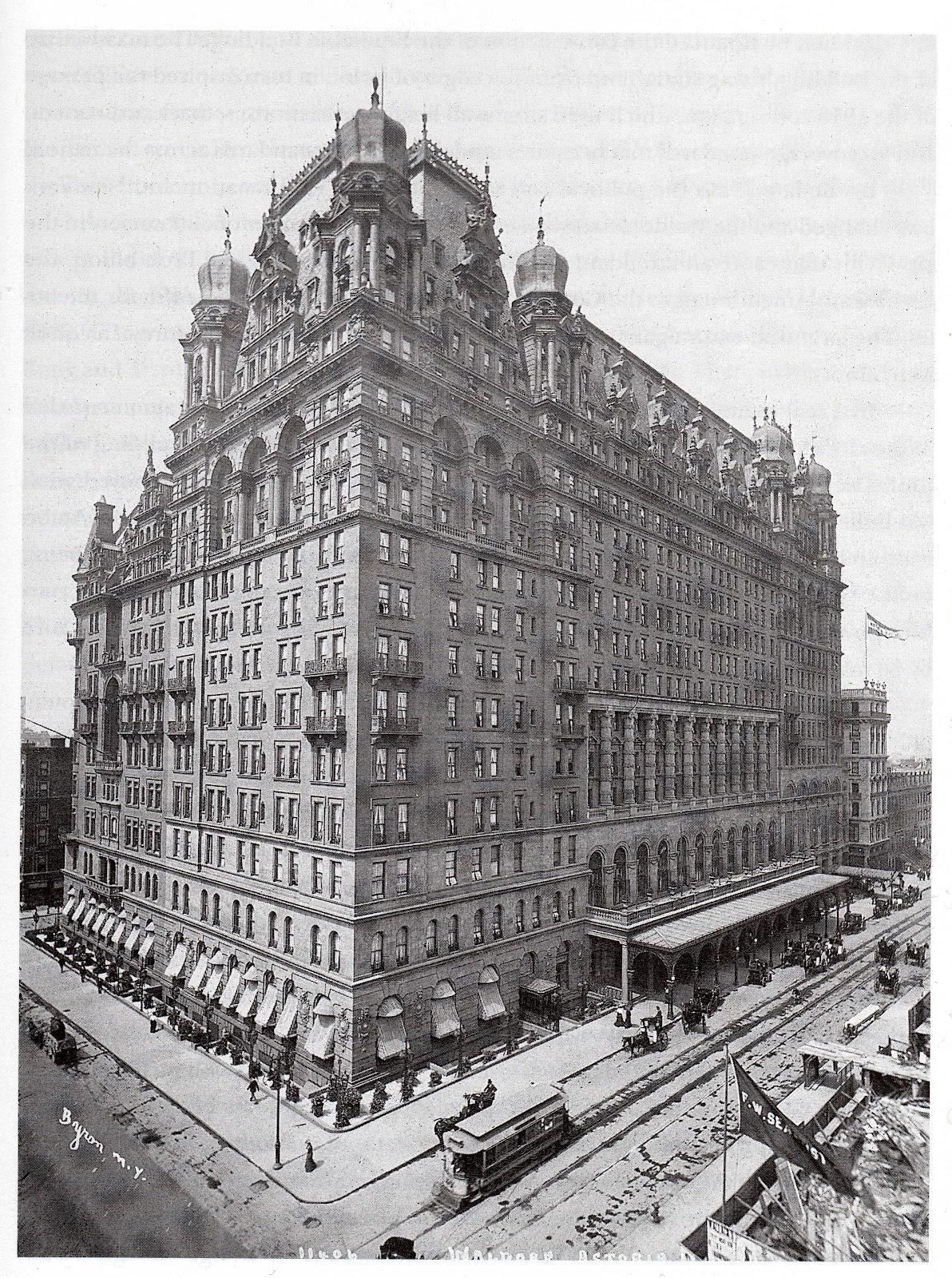 Historia De Los Rascacielos De Nueva York  1900  Nueva