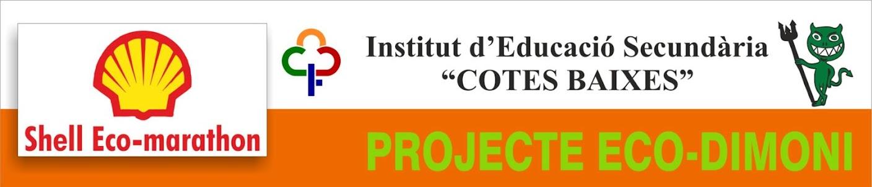 Proyecto Educativo ECO-DIMONI