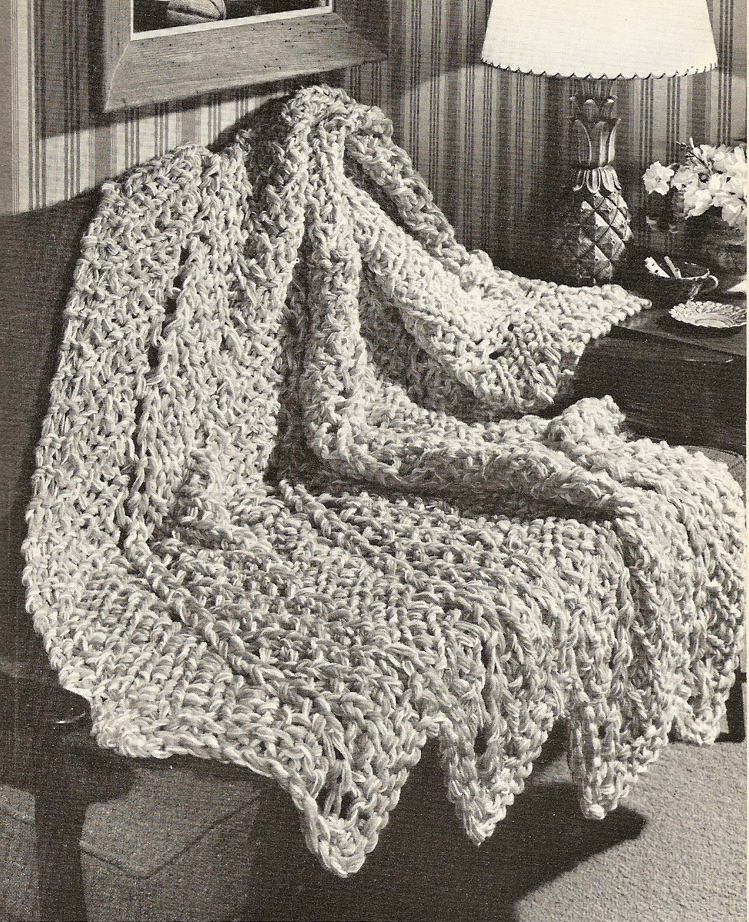 Vintage Knit Crochet Shop Talk: Knitting Crochet Patterns, Timesaver ...