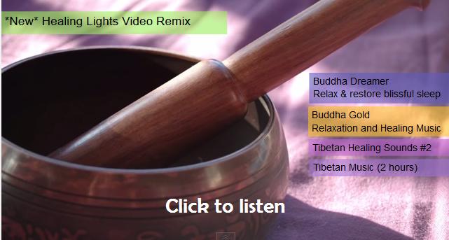 Tibetan Healing Sounds~YogaYak