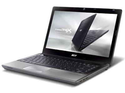 Acer Aspire 5820T TimelineX