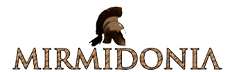 Mirmidonia. Tienda Online