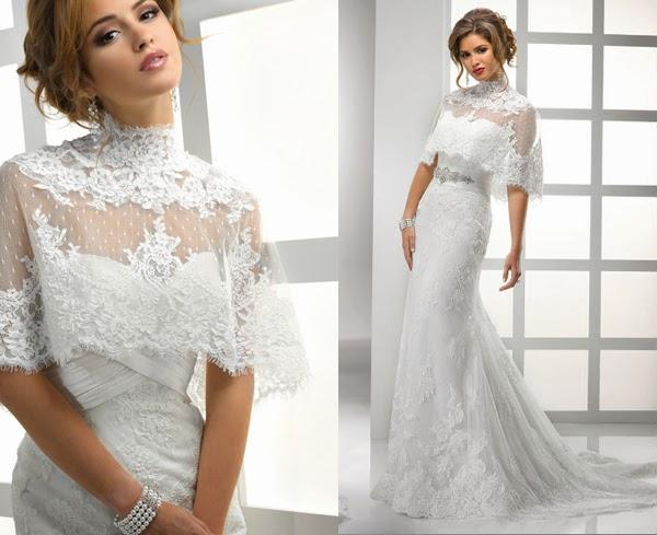 ... .: Edle Brautkleider aus Spitze. Zeitlose Spitze ist immer im Trend
