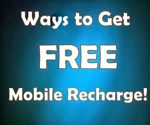 Get Free Mobile Recharge!