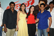 Latest Telugu Movie Tadakha press meet photos stills gallery-thumbnail-9