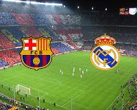 Clasico Barcelona - Real Madrid