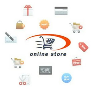 online store, software