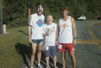 Masked Avenger, Mike Baker, Brad Adams