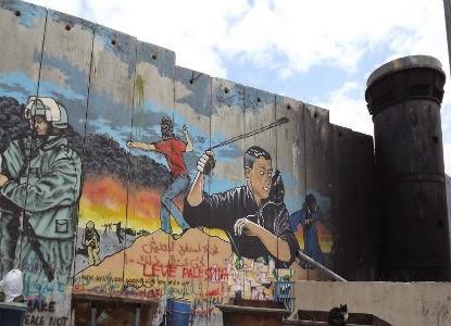 O Muro do Apartheid erguido por Israel, um muro da vergonha