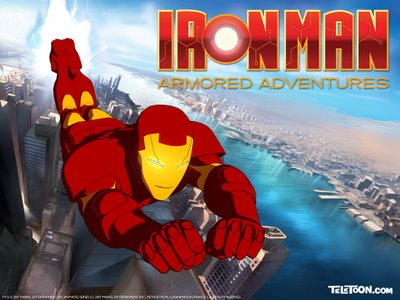 Marvel Animation IronManArmoredAdventures