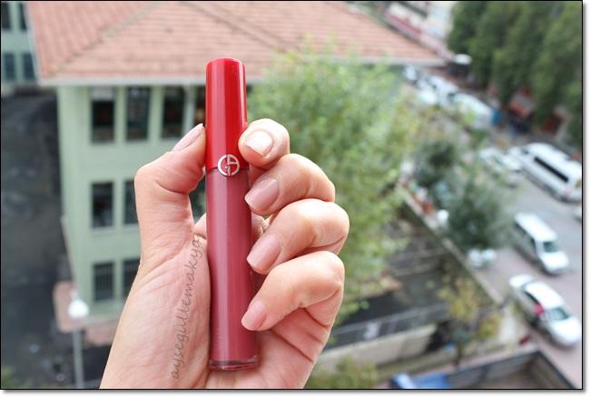Giorgia Armani Lip Maestro 501 Likit Ruj