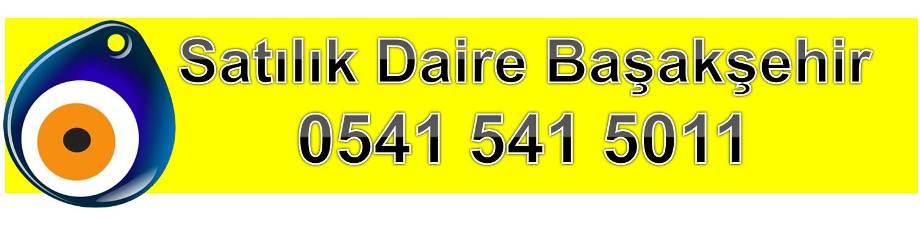 Satilik Daire Basaksehir 0541 541 5011