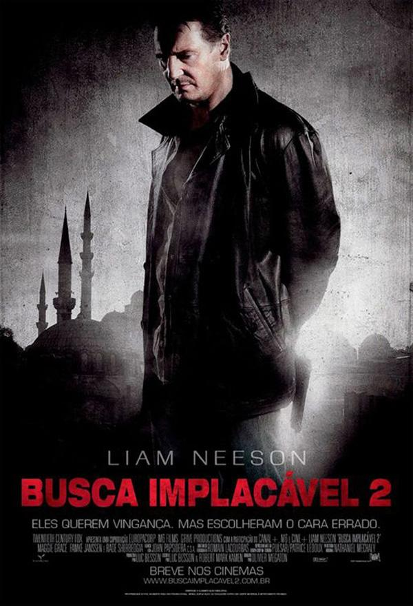 Baixar Filme   Busca Implacável 2 (Taken 2)   2012