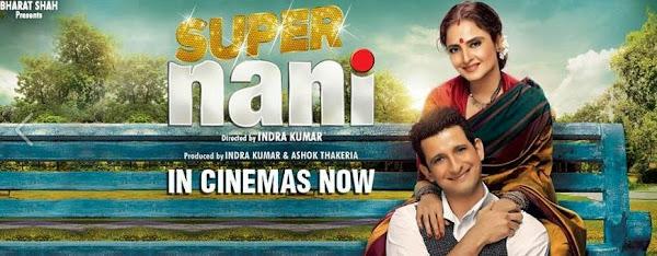 Super Nani (2014) Movie Poster No. 4