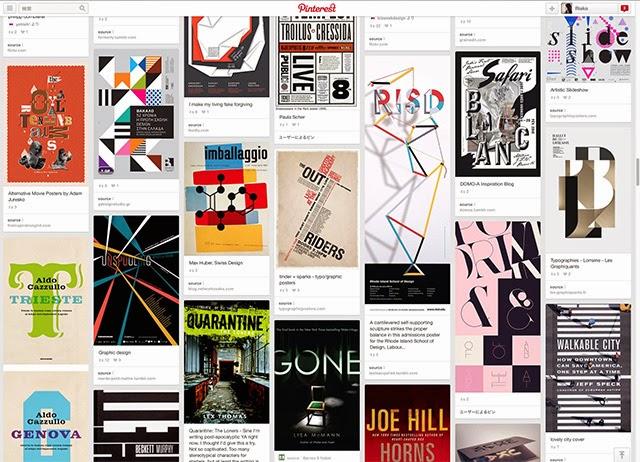 Pinterest ・UI・UX・デザイン