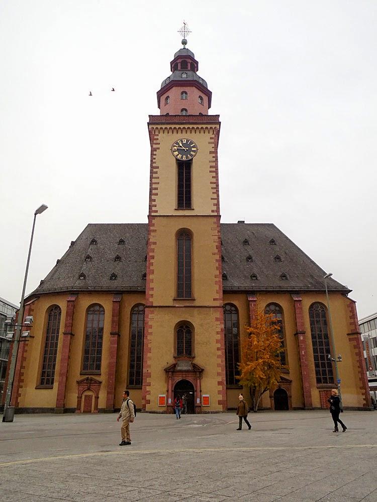 Katharinenkirche, Frankfurt