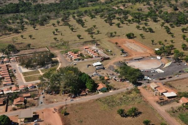 VALE DE SÃO DOMINGOS - MATO GROSSO