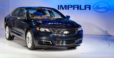 2014 Chevrolet Impala Review, Release Date & Redesign