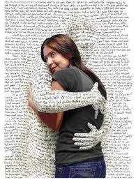 Libros que abrazan....