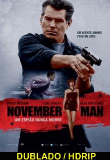 Assistir November Man – Um Espião Nunca Morre Dublado 2014