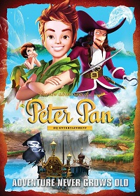 DQE's Peter Pan: The New Adventures / The New Adventures Of Peter Pan
